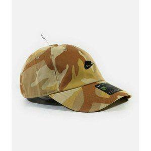 Nike Heritage86 Strapback Camo Cap Hat CI0822-248
